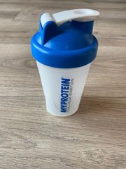 MyProtein Shaker Bottle Mini blau