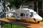 Graupner NH90 Turbinen Helikopter Jet