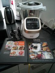 Küchenmaschine Krups prep cook mit