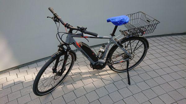 Winora E-Bike zusätzl Teile neuwertig