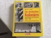 Buch - Die deutschen Kolonien - neuwertig