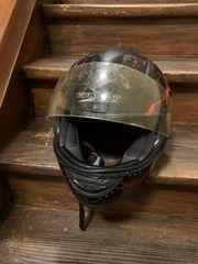 Roller Motorrad Helm