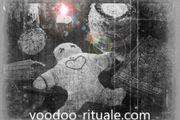 Voodoo puppen Ritual hol dein