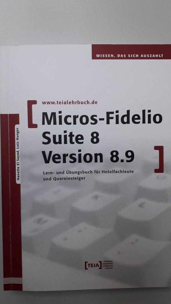 MICROS-Fidelio SUITE8 Lehbuch