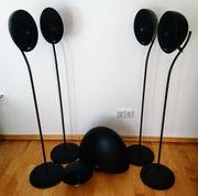 KEF Lautsprechersystem E305 schwarz