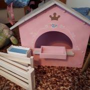 Baby Born Stall mit Koppel