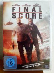 Final Score DVD NEU OVP