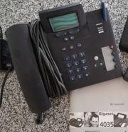 Festnetz-Telefon mit Anrufbeantworter