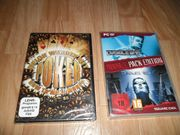 2x DVD s Poker Invisible
