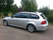 BMW 318 Silber