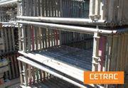 275 m² Fassadengerüst gebraucht Rux