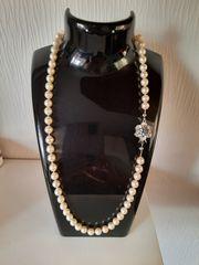 Akoja Salzwasser Perlenkette