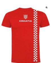 Fan T-Shirt Croatia mit unserem