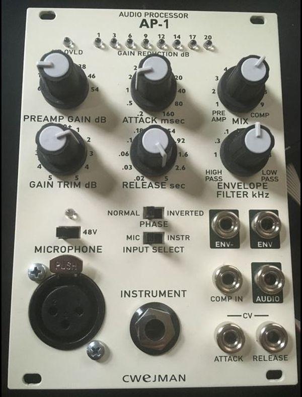 Cwejman AP-1 Audio Processor Modular