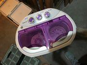 Mini Waschmaschine tragbar mit Schleuder