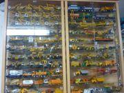 Verschiedene Baumaschinenmodelle-MAN-Fahrzeuge