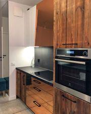 Küchenfronten aus Altholz auf Bestellung -