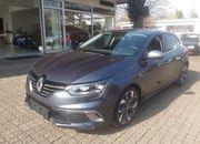 Renault MEGANE - GT-Line - Automatik - Navi - Sportsitze -