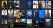Steam Account mit 92 spielen