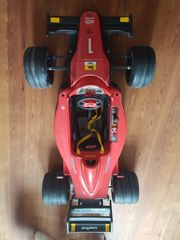 Ferrari F1 Elektro Gokart von