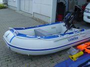 Schlauchboot Lodestar mit Motor