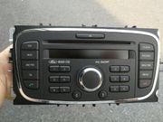 Originale Ford Autoradio mit Code