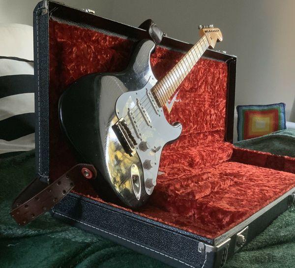 Fender Custom Shop Stratocaster Journeyman