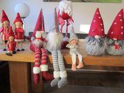 Weihnachtsdeko Wichtelmänner Nikolaus