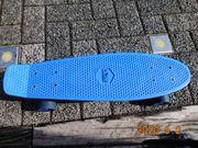 HUDORA SkateBoard Blau gebraucht aber