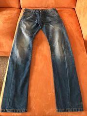 JACK JONES blaue Jeans Größe