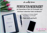 Avon Beraterin werden ohne Investitionen