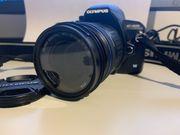 Olympus E-420 Spiegelreflexkamera