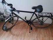 neues Trekking Fahrrad