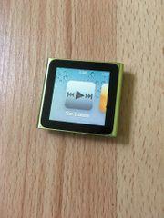 schöner grüner iPod nano 6g