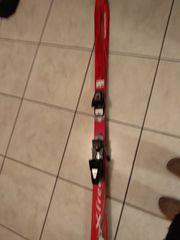 Skier Salomon wie neu dreimal