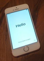 Iphone SE 16GB Rosegold