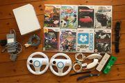 Nintendo Wii ATI Konsole mit