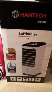 Luftkühler Neuwertig