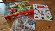 Spiel Big-Bobby-Car ca 20 Pixi-Bücher