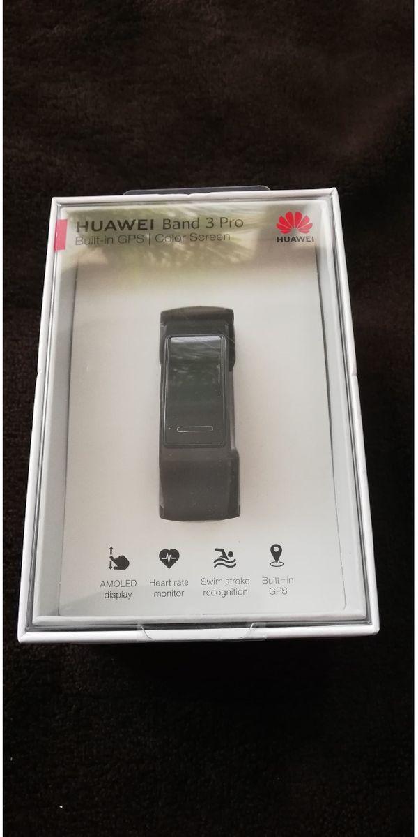 Grundlagen schaffen Fitness Tracker HUAWEI