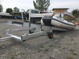 Kanus, Ruder-,Schlauchboote - Mission-craft Schlauchboot mit E-Motor Führerscheinfrei