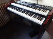 Original Hammond SK2 Orgel Zweimanualig