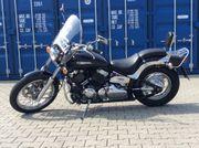 Yamaha XVS 650 DragStar gepflegt