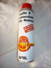 Korrosionsschutz für Motoren
