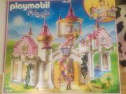 Playmobil Schloss komplett mit Feen