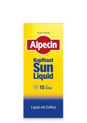 Alpecin Kopfhaut Sun-Liquid der Sonnenschutz