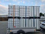 1000 l Wassertank IBC Tank