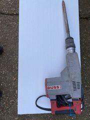 DUSS PK160 Meißelhammer Abbruchhammer 22
