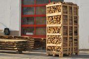 Trockenes Brennholz und von qualitée