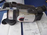 Canon Videocamcorder XM1 Zusatzgeräte